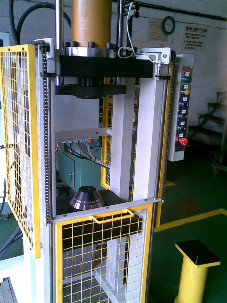 Test Press 2